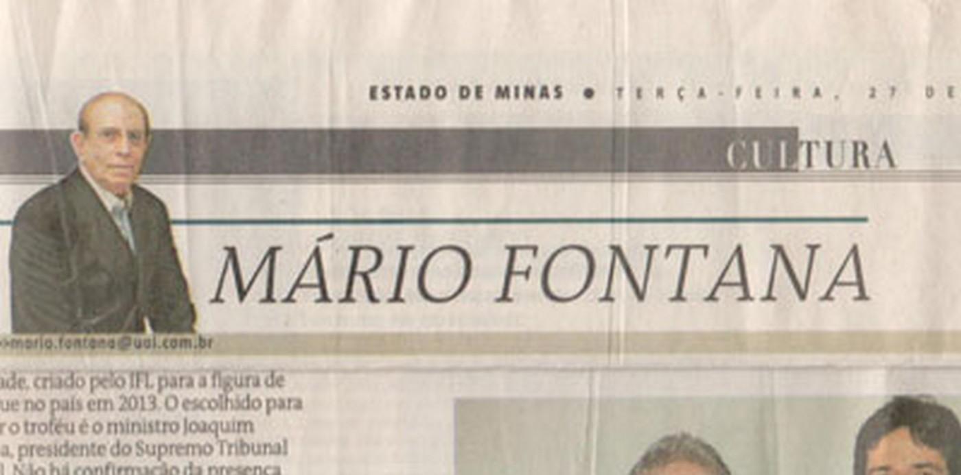 Coluna Mário Fontana