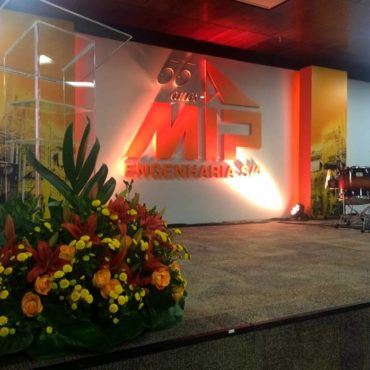 Evento empresarial - 55 anos Construtora MIP